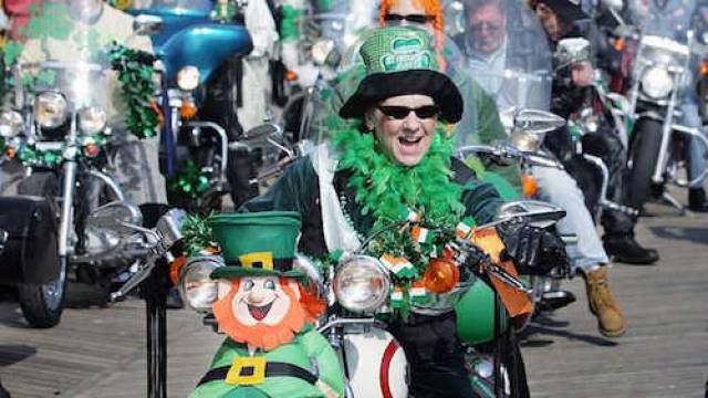 You Guide to St. Patrick's Day in Atlantic City
