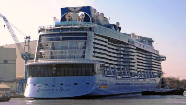 Cruise to Bermuda Aboard the Anthem of the Seas