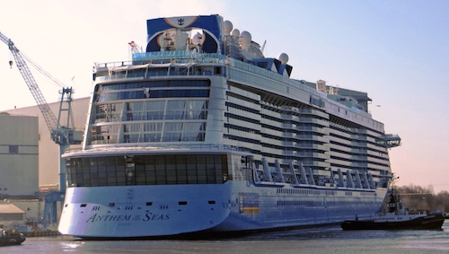 anthem of the seas host connections internationa
